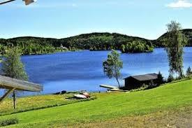 Sommarbild sjö